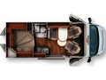 Carthago Malibu Van 540 VB -2017er Modell-