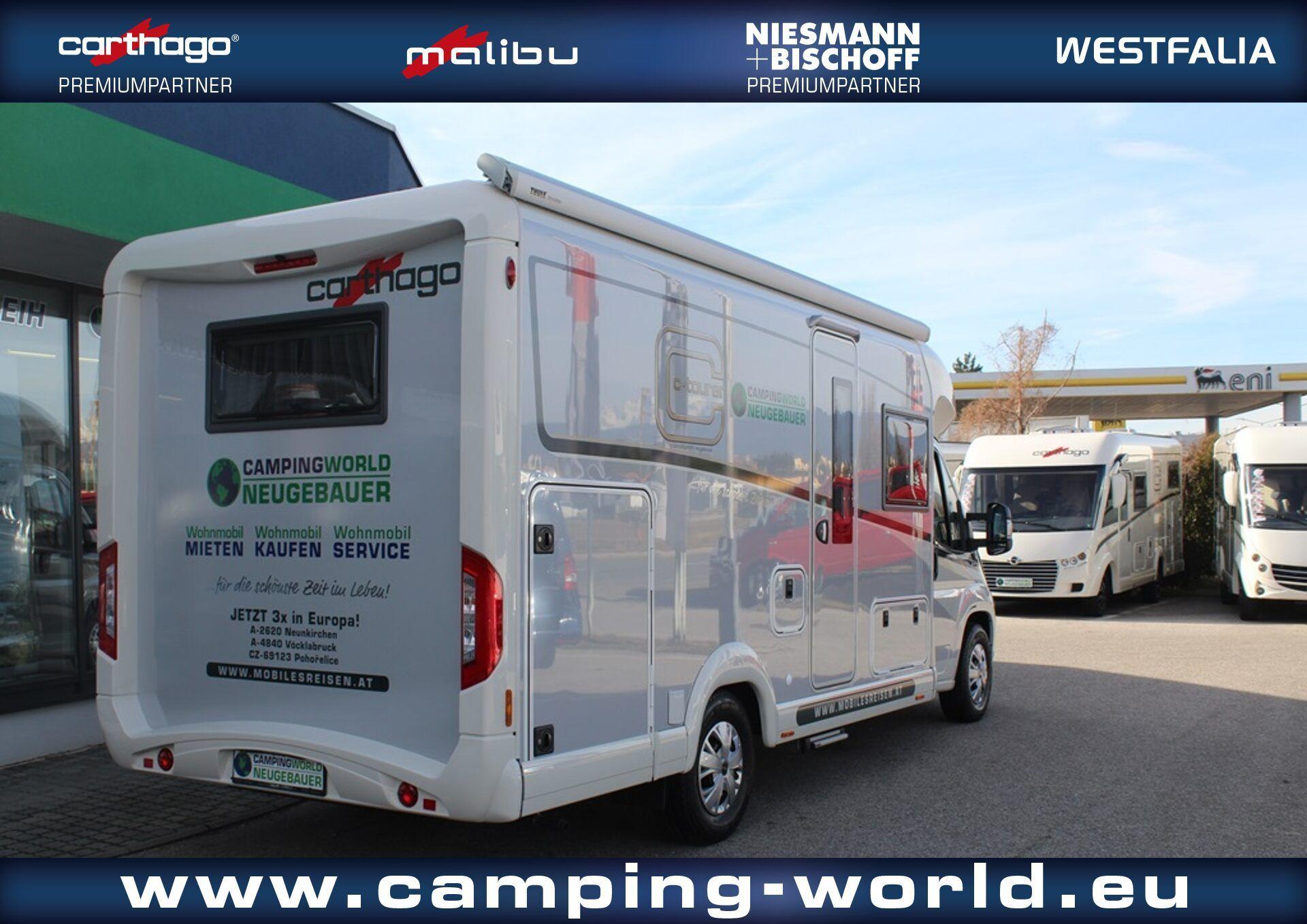 Carthago c-tourer T 145 H - Bild 1