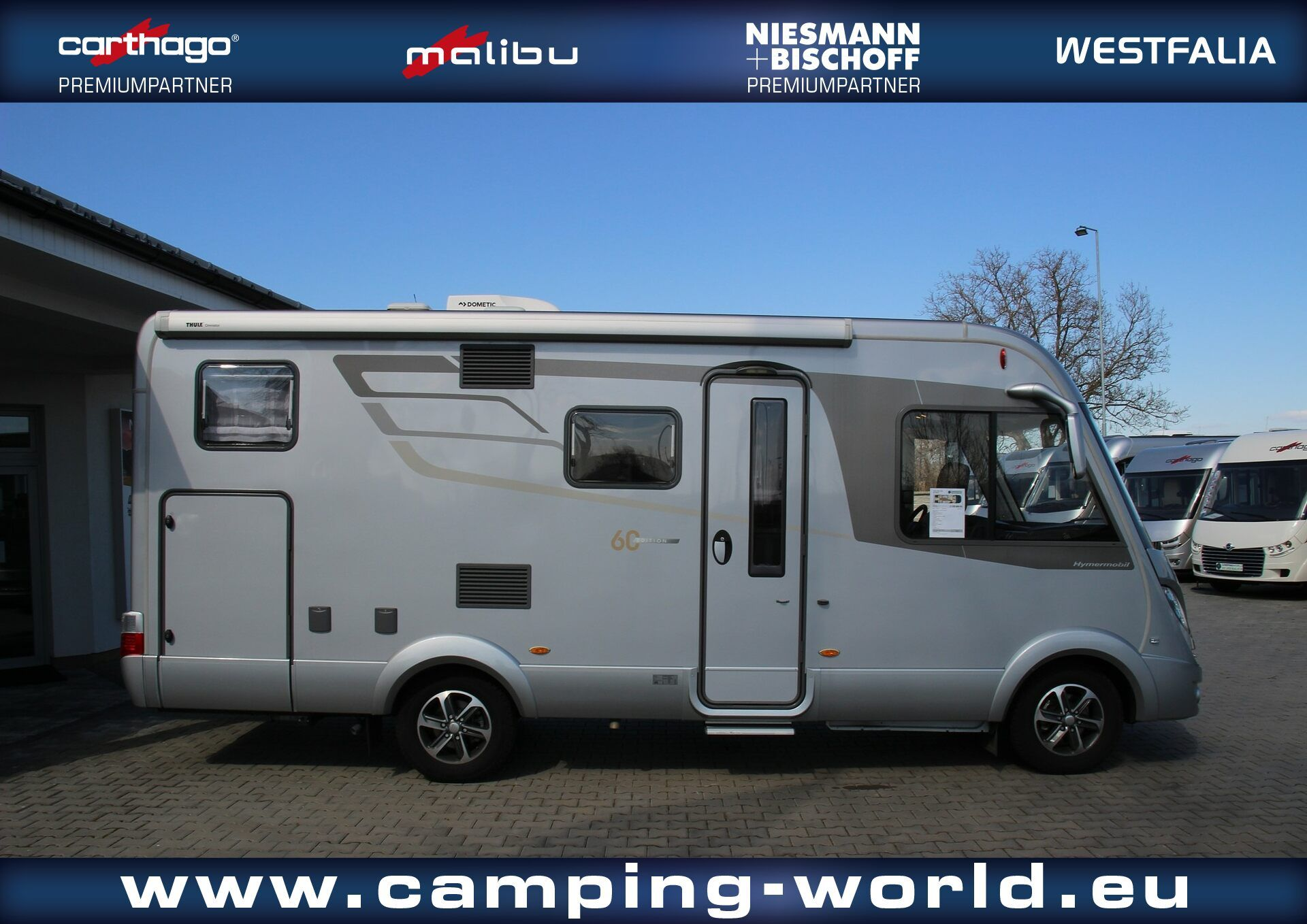 "Hymer ML-I 570 ""60 Edition"" - Bild 1"