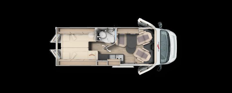 Malibu Van Charming GT 640 LE RB - Bild 1