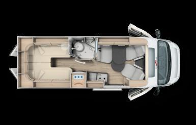 Malibu Van Charming GT 640 LE - Bild 1