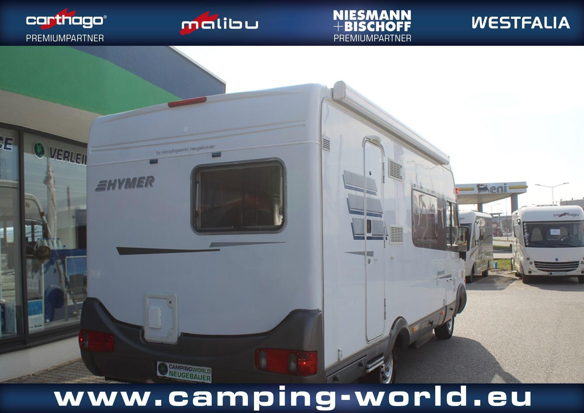 Hymer Camp Star Line 640 - Bild 1