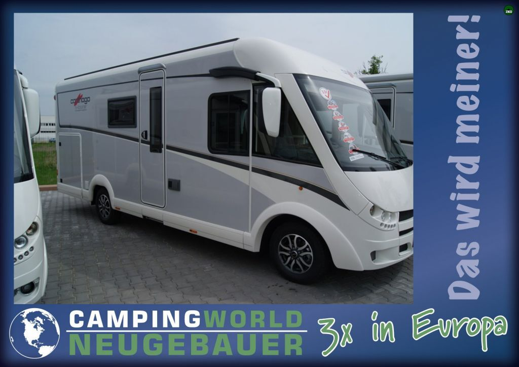Carthago c-tourer I 142 QB SUPER SALE Aktion - Bild 1