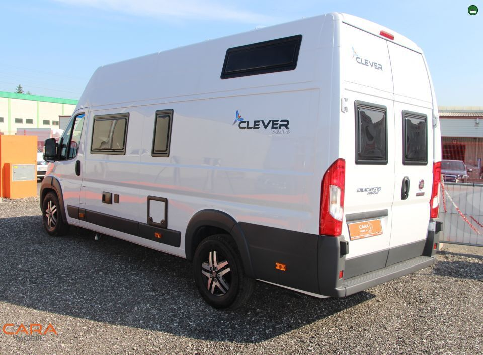 Clever Flex 636 Als Kastenwagen In Leopoldsdorf Wien Bei
