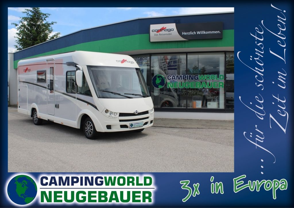 Carthago c-tourer I 142 QB SUPER SUMMER SALE Aktion - Bild 1