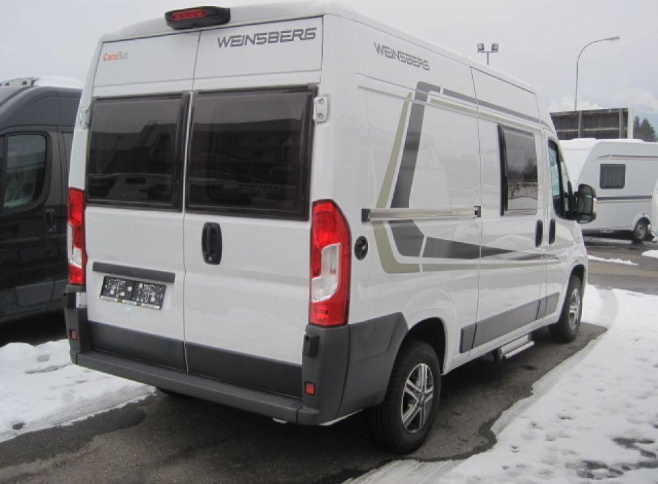 weinsberg carabus 541 mq als kastenwagen in villach bei. Black Bedroom Furniture Sets. Home Design Ideas