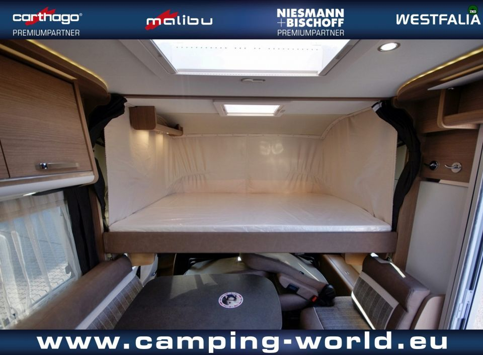 carthago malibu i 440 qb als integrierter in neunkirchen bei. Black Bedroom Furniture Sets. Home Design Ideas