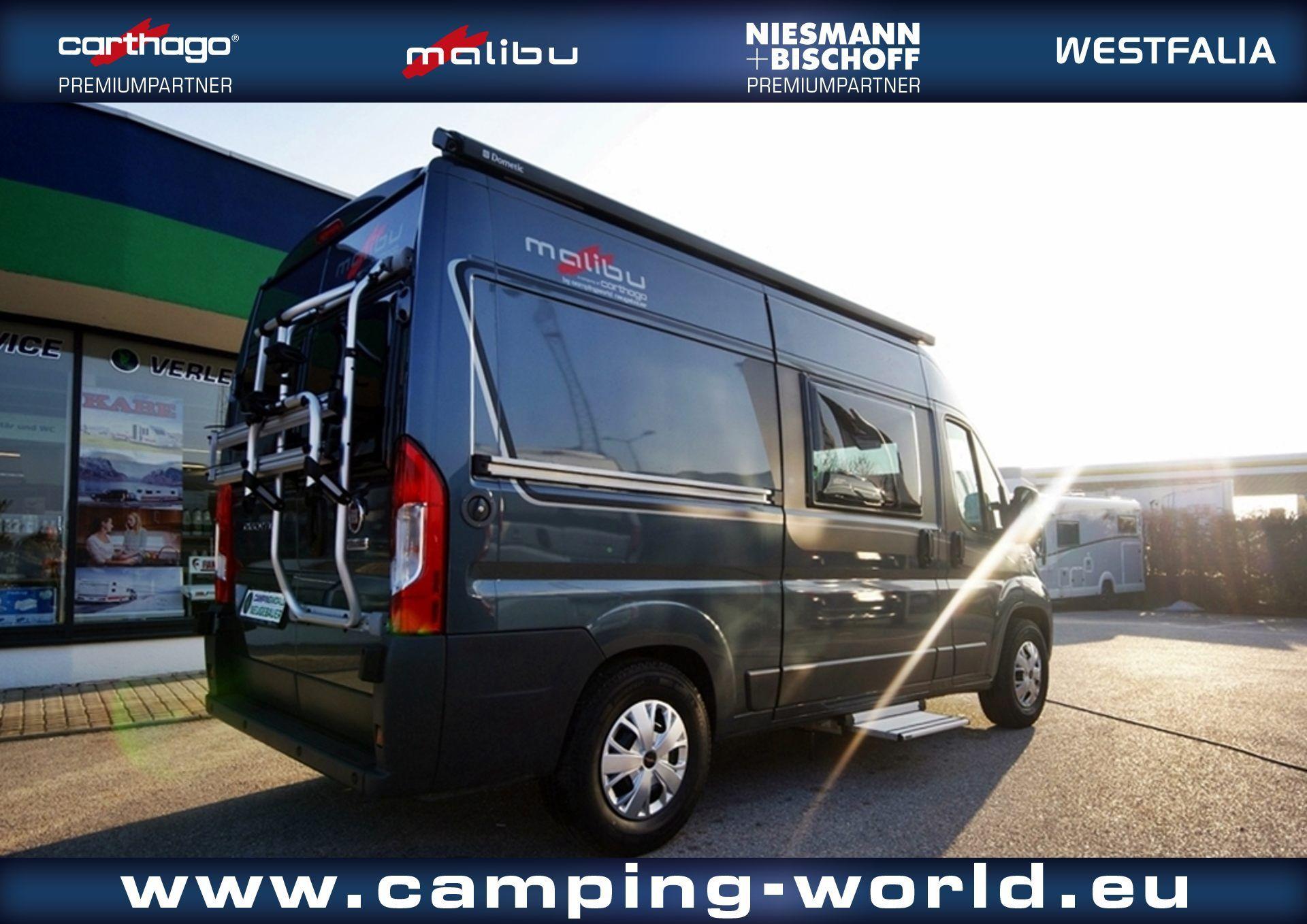 Malibu Van 540 DB low-bed - Bild 1