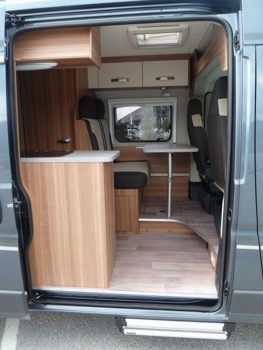 weinsberg carabus 601 mq als kastenwagen in wei enbach. Black Bedroom Furniture Sets. Home Design Ideas
