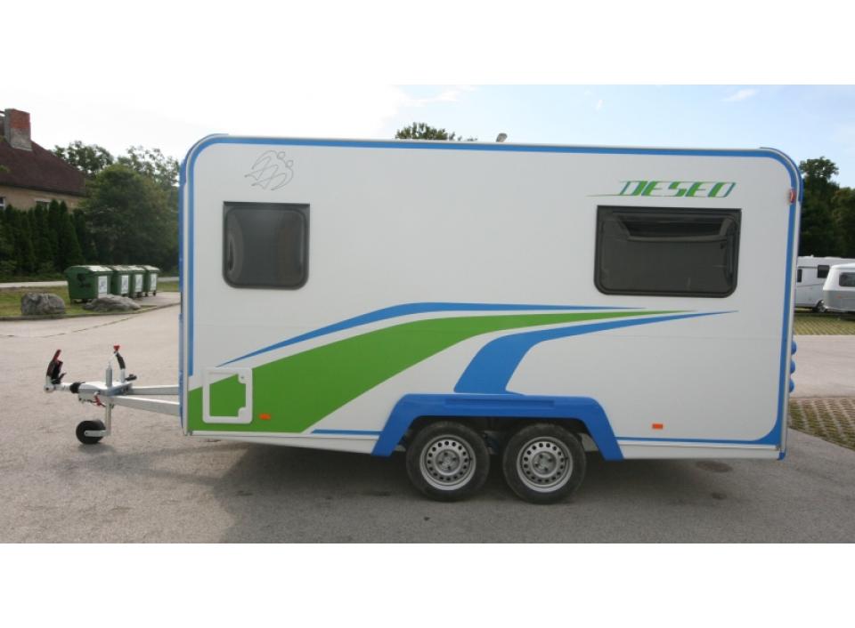 knaus deseo transport plus als pickup camper in ober. Black Bedroom Furniture Sets. Home Design Ideas