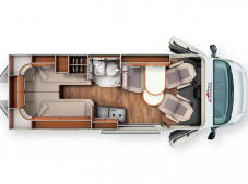 Malibu Van 600 LE low-bed Modell 2020