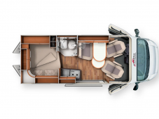 Malibu Van 540 DB low-bed Modell 2020 !!