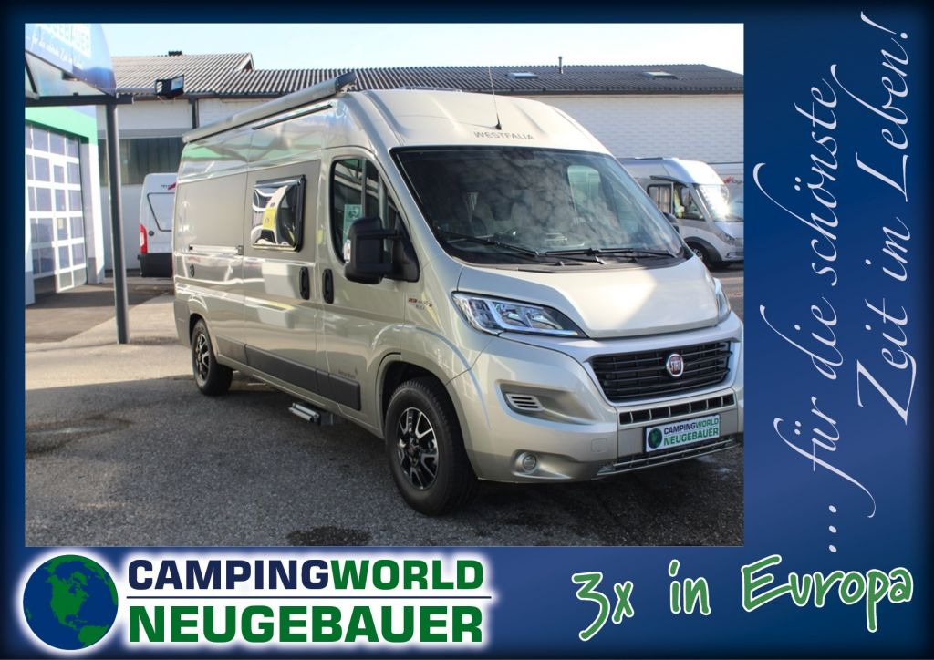 Westfalia Amundsen 600 D SUPER SALE Aktion - Bild 1