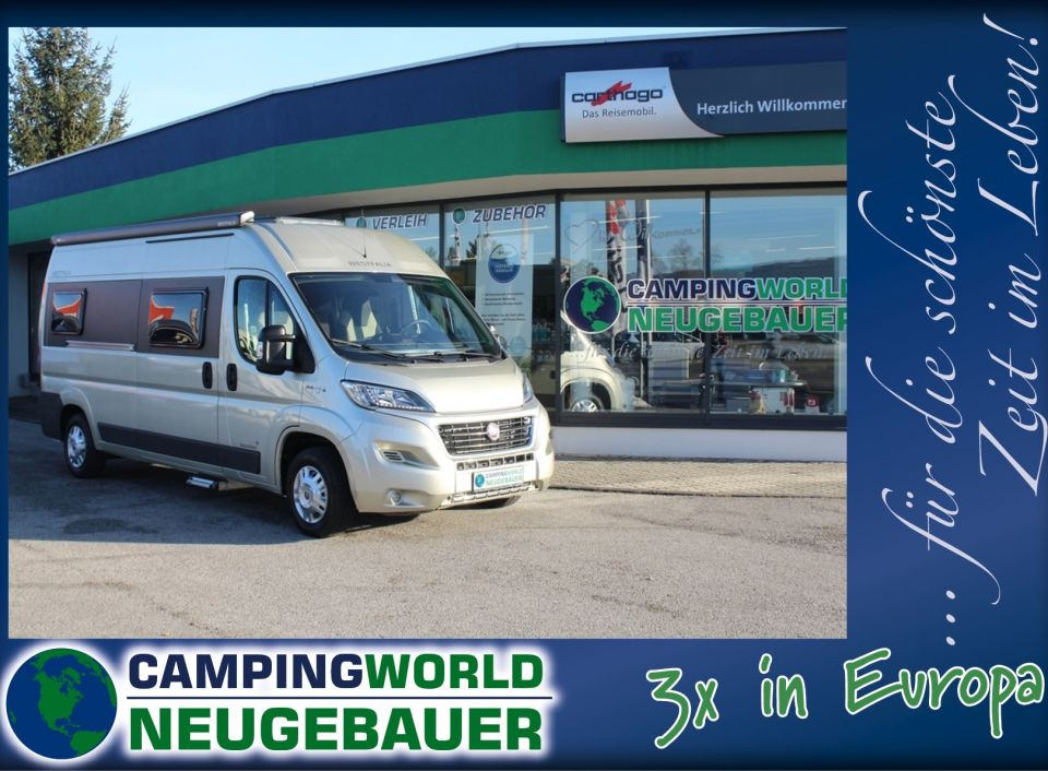 Westfalia Amundsen 600 E SUPER SALE Aktion - Bild 1