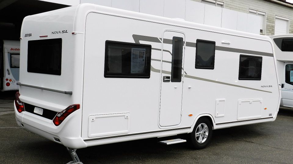 hymer eriba nova sl 530 als pickup camper in eferding bei. Black Bedroom Furniture Sets. Home Design Ideas