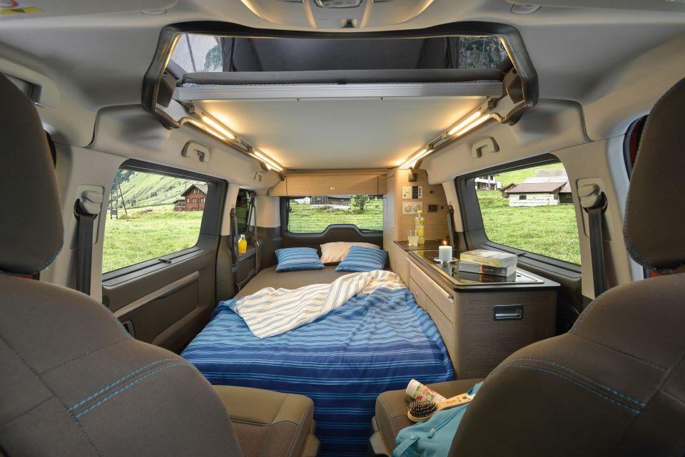 p ssl campster als kastenwagen in graz bei. Black Bedroom Furniture Sets. Home Design Ideas