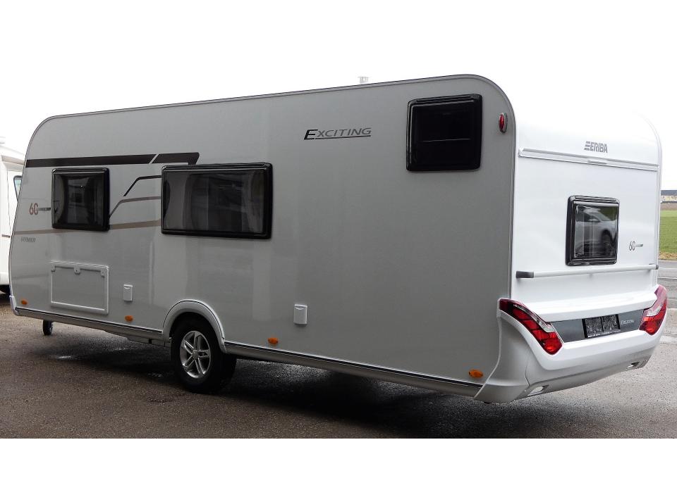 hymer eriba exciting 505 als pickup camper in eferding bei. Black Bedroom Furniture Sets. Home Design Ideas