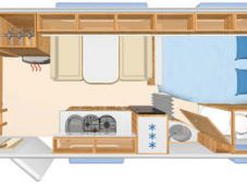 Hymer Eriba Exciting 505 Family Stockbett, Markise, Klima